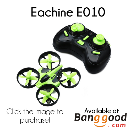 Buy Eachine E010 Quadcopter