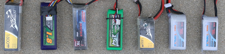 Quadcopter LiPo Battery Buyers Guide