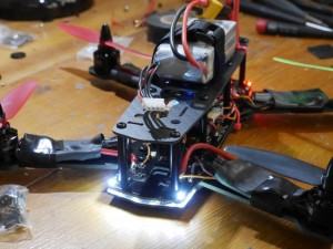 build your first fpv quad