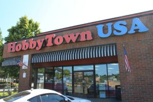 HobbyTown USA used to have stores in every major US city - many of them have closed lately.
