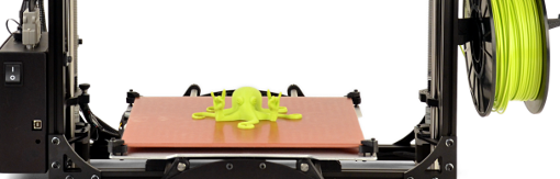 Using 3D printing for drones and quadcopters