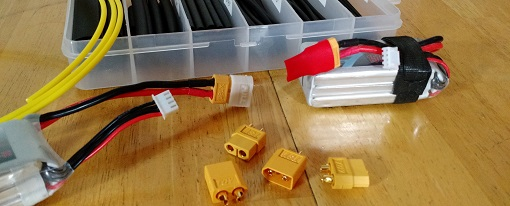 Gear Addons – Battery Connector Covers
