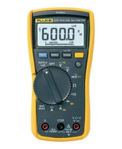 A high-end Fluke multimeter with tons of functions.