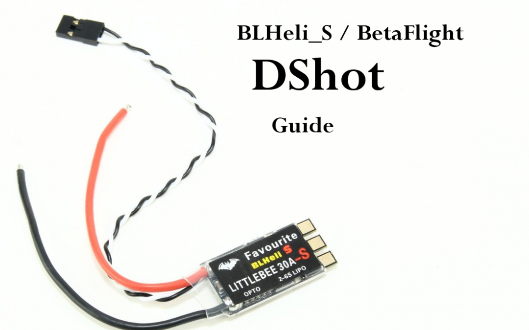 BLHeli S DShot - how to