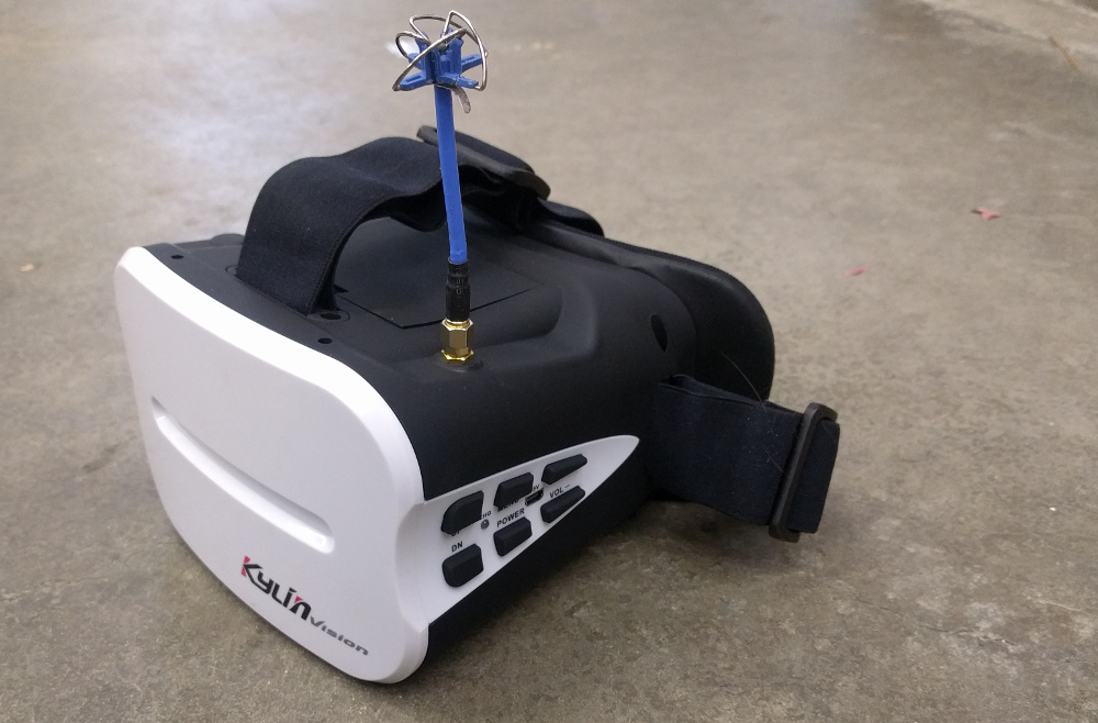 KDS Kylin Vision FPV Goggles Review
