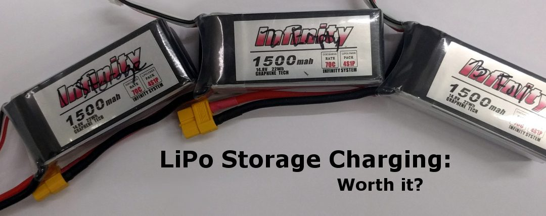 Lipo storage voltage – how much does it matter?