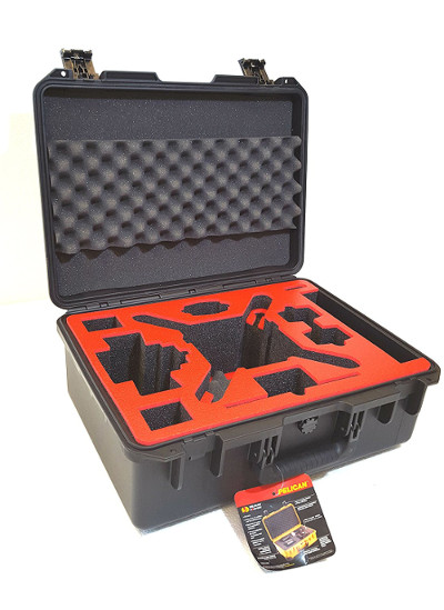 secure drone case