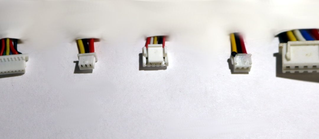 Quadcopter Electrical Connector Guide