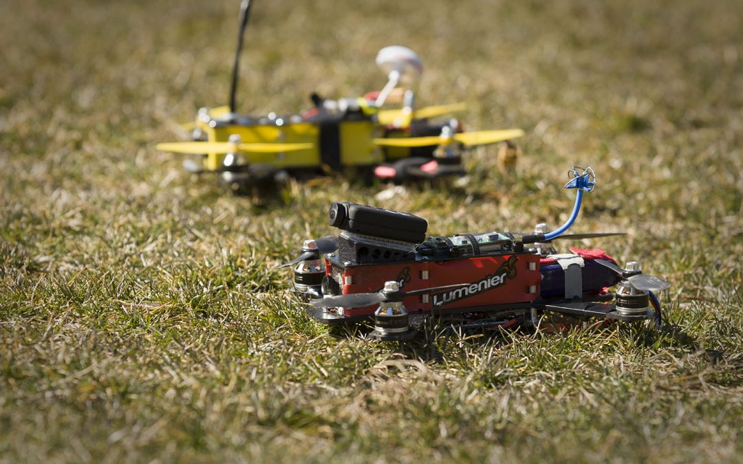 Video Frequency Management: Keeping Multiple Quads in the Air