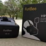 FuriBee VR01 FPV Goggles Review