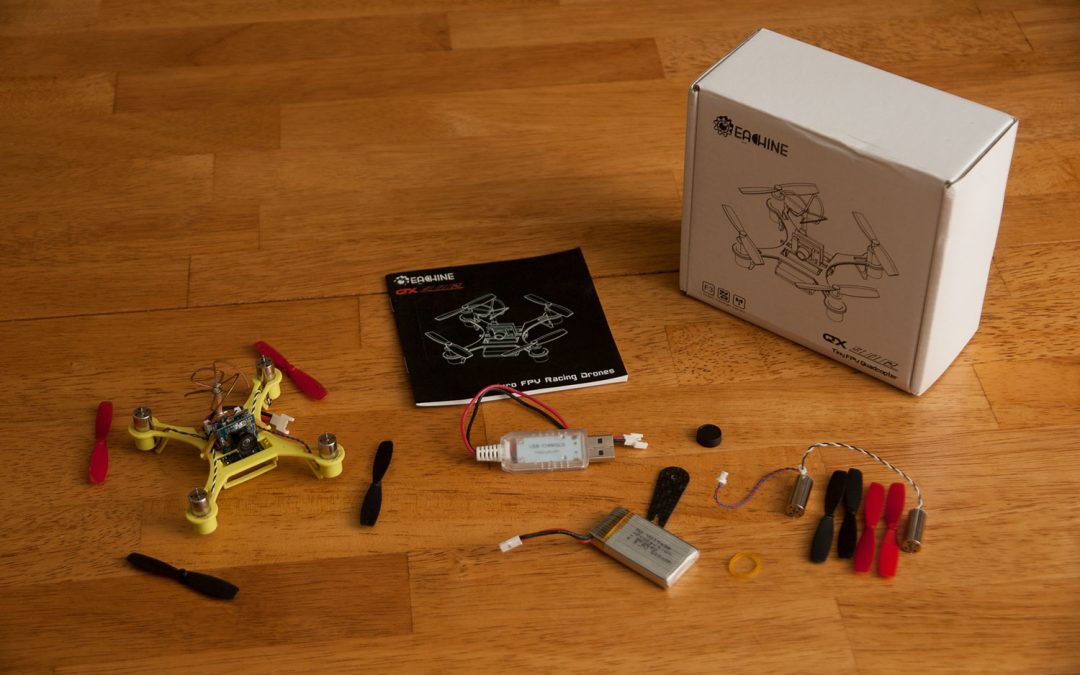 Eachine QX90C Review