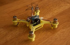 Eachine QX90C, front view