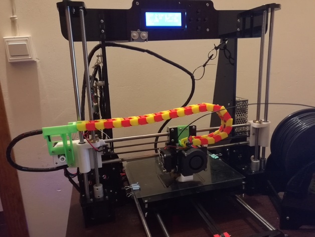 how to set up anet a8 for printing