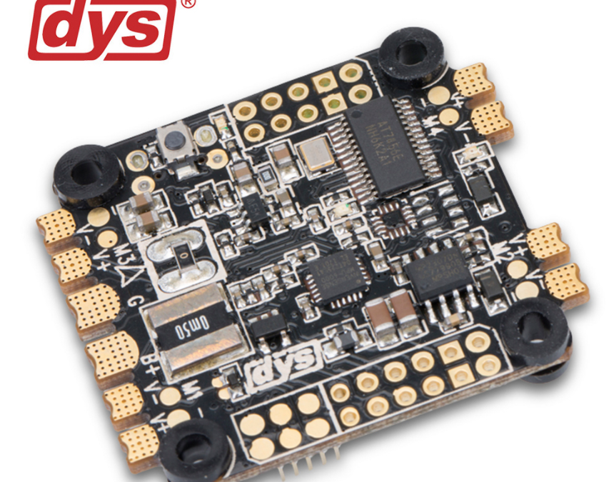 DYS F4 Pro Flight Controller Review