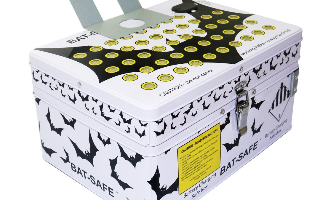 Bat-Safe Battery Charging Safe Box Review