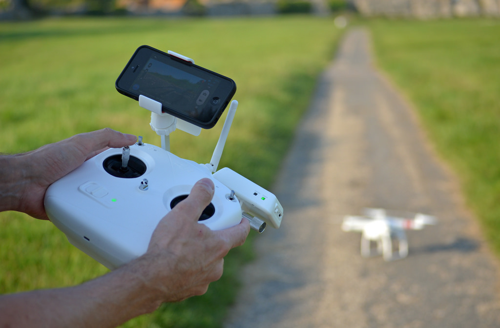 Where can you fly your drone? Find out using these 4 apps