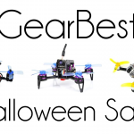 GearBest Halloween sale: discounts on micro quads