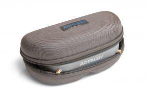 Case included with Aomway Commander Goggles