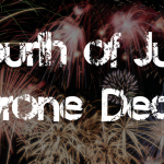 Fourth of July 2018 Drone Deals