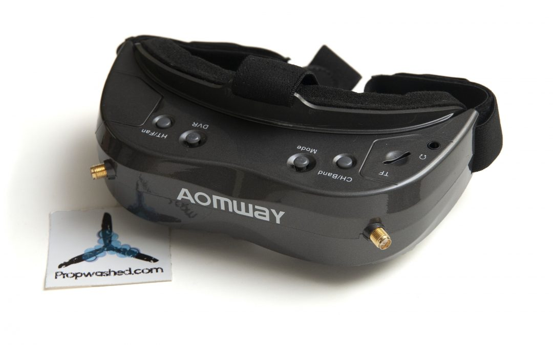 Aomway Commander V2 FPV Goggles Review