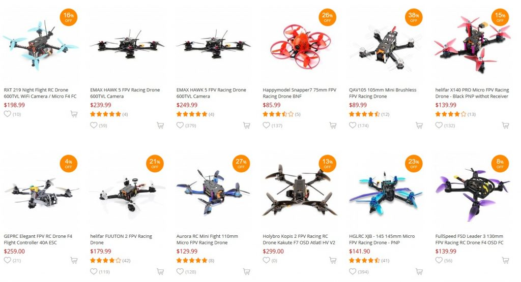 multicopters gearbest