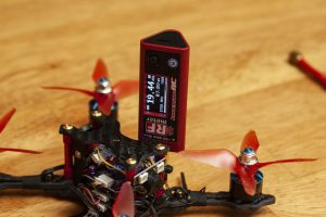 Measuring the Helifar X140 PRO with ImmersionRC Power Meter V2