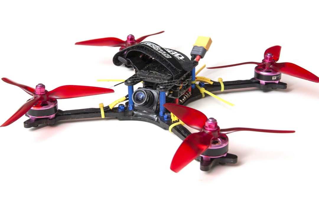 Upgrading a Starter Quad to a Purebred Racer
