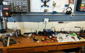 drone workbench